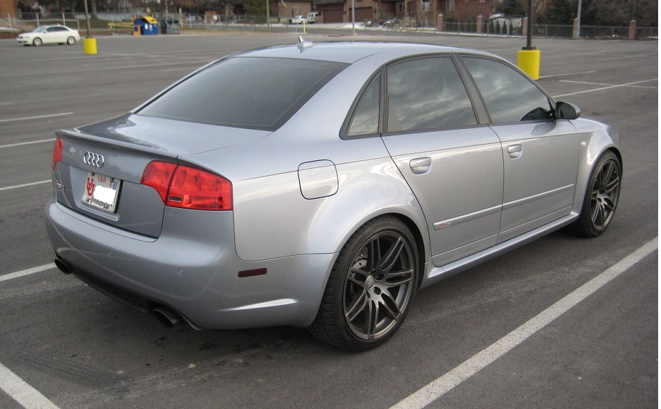 quattroworld.com Forums: *** SOLD *** 2008 Audi RS4 Avus ...